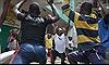 Yoga tạo sức hút ở Kenya
