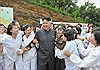 Nhật ký ảnh các chuyến thăm của ông Kim Jong Un