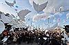 Nhật Bản xúc động tưởng niệm 3 năm thảm họa kép động đất sóng thần