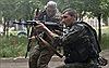 Xem đấu súng ác liệt tại đông Ukraine