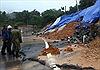 Bão số 2 suy yếu thành áp thấp nhiệt đới