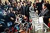 Chính trị gia cùng gia đình đi bỏ phiếu Quốc hội Ukraine