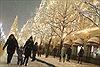 Moskva thành xứ thần tiên trong tuyết