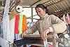 Người 'giữ lửa' nghề dệt thổ cẩm truyền thống