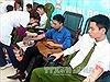 Đẩy mạnh hiến máu tình nguyện trong nhân dân