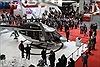 Thế giới trực thăng 'loáng mắt' trong triển lãm ở Moskva