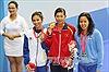 Ánh Viên giành huy chương vàng thứ 8