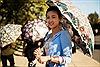 Những bóng hồng dáng liễu của Triều Tiên