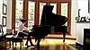 Nguyễn Thị Châu Giang, cây dương cầm vẽ tranh ở Mỹ