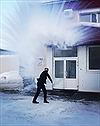 Siberia đông cứng dưới giá lạnh -50 độ C