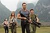 Tour du lịch 'Theo chân Kong' khiến du khách đứng ngồi không yên