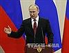 Tổng thống Nga Vladimir Putin phát thông điệp nhân kỉ niệm Ngày Chiến thắng