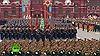 Quân đội Nga rầm rộ diễu binh kỷ niệm Ngày Chiến thắng