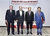 Thủ tướng Nguyễn Xuân Phúc trao đổi với các học giả Hoa Kỳ tại Viện Di sản