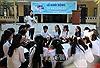 Dạy học hè miễn phí cho học sinh đảo Lý Sơn