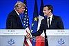 Tổng thống Macron: 'Không gì có thể chia rẽ' Pháp và Mỹ