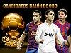 Quả bóng vàng FIFA 2011: Hồi hộp trước giờ G