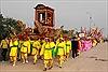 Lễ hội Đền Trần tại Thái Bình