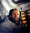 Người đầu tiên lên Mặt Trăng qua đời
