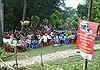 Hình ảnh trái ngược tại Lễ hội Lam kinh 2012