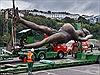 Tranh cãi quanh bức tượng 'ỏng'