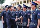 Bộ Tư lệnh Cảnh sát biển nhận danh hiệu Anh hùng Lực lượng vũ trang