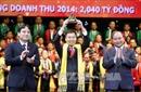 Trao Giải thưởng Sao Vàng đất Việt 2015