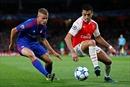 Arsenal chờ quyết đấu với Olimpiakos