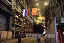 Tàu ngầm lớp Kilo thứ 5 vào vịnh Cam Ranh an toàn