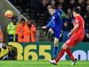Leicester trả nợ sòng phẳng trước Liverpool