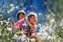 Xuân vui cùng bản làng