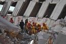 Số người thiệt mạng vụ động đất Đài Loan tăng lên 108 người