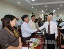 Tổng bí thư Nguyễn Phú Trọng thăm, làm việc tại Phú Yên