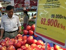 Hoa quả nhập khẩu lấn át hoa quả nội