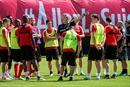 Bóng đá Thụy Sỹ chuyển giao thế hệ