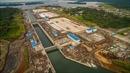 Kênh đào Panama mới đón tàu siêu tải trọng