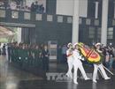 Lễ viếng và truy điệu các thành viên phi hành đoàn CASA 212