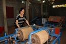 Vươn lên làm giàu bằng nghề đan lát thủ công