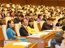 Trình nhân sự Chủ tịch Quốc hội, các Phó Chủ tịch Quốc hội