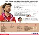 Thanh Chương - nhà vô địch Đường lên đỉnh Olympia 2016