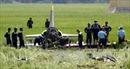 Máy bay quân sự gặp nạn khi bay huấn luyện tại Phú Yên