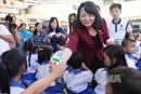 Các chương trình an sinh xã hội đến với học sinh nghèo vượt khó