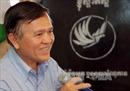 Chủ tịch đảng đối lập Campuchia phải ra tòa ngày 9/9