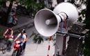 Bác tin Đài truyền thanh phường Cẩm Châu bị nhiễu sóng Trung Quốc
