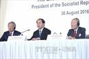 Chủ tịch nước phát biểu tại Đối thoại Singapore