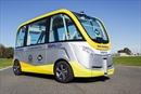 Australia thử nghiệm xe buýt không người lái đầu tiên