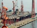 Trung Quốc gấp rút hoàn thành tàu sân bay để bố trí ở Biển Đông