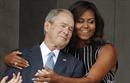 Tình bạn đẹp giữa ông Bush và Đệ nhất Phu nhân Mỹ