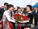 Chủ tịch QH Nguyễn Thị Kim Ngân bắt đầu thăm Campuchia