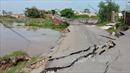 Phân luồng giao thông sau sự cố cầu phao Thái Bình-Hải Phòng